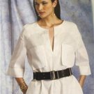 Vogue Sewing Pattern Guy Laroche 1400 Misses Lined Dress Size 16-24 New