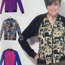 McCalls Sewing Pattern 7100 Misses Ladies Jackets Size 16-26 L-XXL New