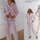 Kwik Sew Sewing Pattern 2811 Misses Ladies Pajamas Size XS-XL New