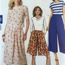 Butterick Sewing Pattern 6178 Misses Ladies Culottes Size 14-22 New