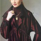 Vogue Sewing Pattern Kathryn Brenne 9135 Misses Vest Jacket Size XS-M New