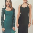 Burda Sewing Pattern 6994 Misses Ladies Evening Gown Dress Size 6-16 New
