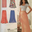 New Look Sewing Pattern 6288 Ladies Misses Skirt Size 8-20 New
