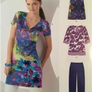 New Look Sewing Pattern 6983 Misses Tunic & Cropped Pants Size 10-22 New