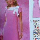 Butterick Sewing Pattern 4386 Misses Ladies Dress Size 8-14 New Fast N Easy