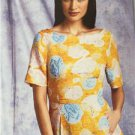 Vogue Sewing Pattern Tracy Reese 1397 Misses Ladies Lined Dress Size 14-22 New