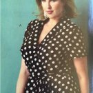 Butterick Sewing Pattern 5898 Misses Wrap Dress Size XS-XL 4-16 New Connie Crawford