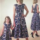 McCalls Sewing Pattern 7354 Ladies/Misses Girls Dresses Size 8-22 3-8 New