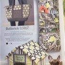Butterick Sewing Pattern 5867 Waverly Dog Pet Carry Bag Organiser House Mat New