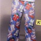 Kwik Sew Sewing Pattern 3786 Boys Child Sleep Pants Shorts Size 4-14 New