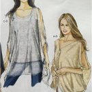Vogue Sewing Pattern Very Easy Vogue 8905 Misses Top Size XS-M New
