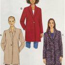 Vogue Sewing Pattern Very Easy Vogue 9133 Misses Jacket Size XS-M New