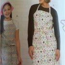 Kwik Sew Sewing Patterns 3480 Adults Childrens Aprons Scarf Size S-XL New