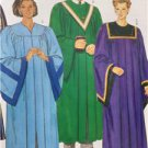 Butterick Sewing Pattern 5626 Mens Misses Robe Collar Size XS-XL Uncut New