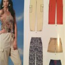 New Look Sewing Pattern 6055 Ladies Misses Pants Shorts Size 6-16 New