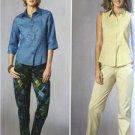 Butterick Sewing Pattern 6028 Misses Pants Size 16-24 New Katherine Tilton