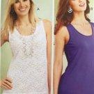 Kwik Sew Sewing Pattern 3844 Misses Ladies Tops Size XS-XL New