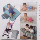 Simplicity Sewing Pattern 1481 Babies Child Accessories Swim Diaper New