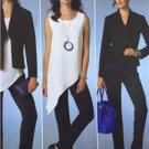 Butterick Sewing Pattern 6142 Misses Tunic Vest Pants Dress Size 14-22 New
