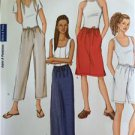 Butterick Sewing Pattern 3460 Ladies Misses Pants Skirt Shorts Size 8-12 New