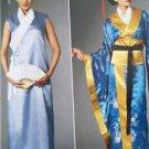 Butterick Sewing Pattern 6267 Ladies Misses Dress Kimono Obi Size 14-22 New