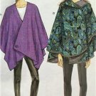 Vogue Sewing Pattern Very Easy Vogue 9038 Misses Cape Size XS-M New