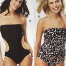 Kwik Sew Sewing Pattern 3608 Misses Ladies Swimsuits Size XS-XL New