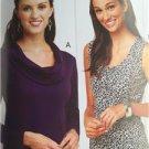 Kwik Sew Sewing Pattern 3740 Misses Ladies Tops Size XS-XL New