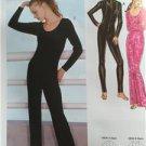 Kwik Sew Sewing Pattern 3052 Ladies Misses Unitards Size XS-XL New