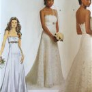 Butterick Sewing Pattern 5325 Misses Wedding Special Occasion Dress Size 14-22
