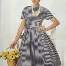 Butterick Sewing Pattern 6318 Misses/Ladies Retro '61 Dress Size 14-22 New