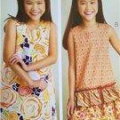 Kwik Sew Sewing Patterns 3862 Girls Childs A-Line Dresses Size  XS-XL New