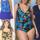 Butterick Sewing Pattern 5795 Misses Swimsuit Cover Up Skirt Size 18W-24W New