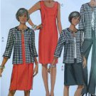 Butterick Sewing Pattern 5719 Misses Jacket Dress Skirt Pants Size 18w-24w New