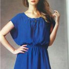 Vogue Sewing Pattern Tracy Reese 1379 Misses Ladies Lined Dress Size 6-14 New