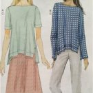 Vogue Sewing Pattern Very Easy Vogue 9063 Misses Top Skirt Pants Size XS-M New