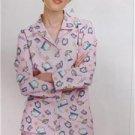 Kwik Sew Sewing Pattern 3553 Misses Ladies Pajamas Size XS-XL New
