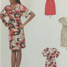 New Look Sewing Pattern 6936 Misses Ladies Knit Dress Two Lengths Size 8-18 New