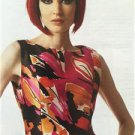 Vogue Sewing Pattern Tom and Linda Platt 1348 Misses Lined Dress Size 6-14 New