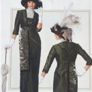 Burda Sewing Pattern 7029 Ladies Misses Historic Belle Dress Size 10-24 New