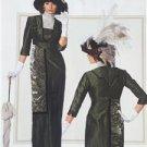 Burda Sewing Pattern 7029 Ladies Misses Historic Belle Dress Size 10-24 New