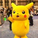 Pokemon Pikachu Mascot