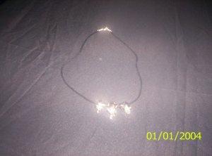 3 head necklace