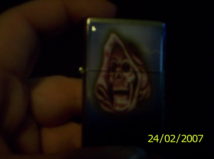 grim reaper lighter