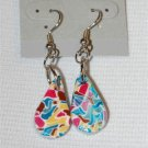 Handmade Polymer Clay Earrings - set 2
