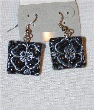 Handmade Polymer Clay Earrings - set 4