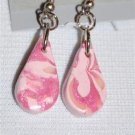 Handmade Polymer Clay Earrings - set 6