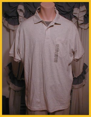 Men's Pullover Shirt Size XL by David Taylor