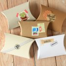Mix Colours DIY Medium pillow boxes