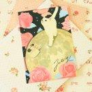 Rose Choo Choo Cat cartoon postcard
